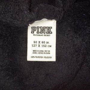 PINK Victoria's Secret Bedding - Victoria's Secret Pink Blanket